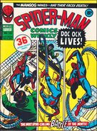 Spider-Man Comics Weekly Vol 1 116