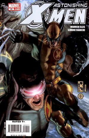 Astonishing X-Men Vol 3 25