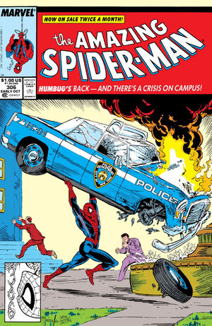 Amazing Spider-Man Vol 1 306