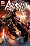 Avengers Invaders Vol 1 5 Deodato Variant