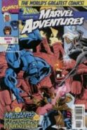 Marvel Adventures Vol 1 8
