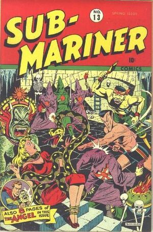 Sub-Mariner Comics Vol 1 13