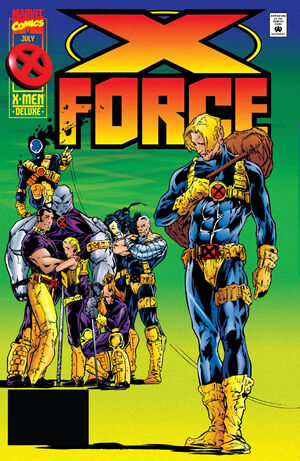 X-Force Vol 1 44