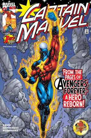 Captain Marvel Vol 4 1