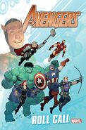 Avengers Roll Call Vol 1 1