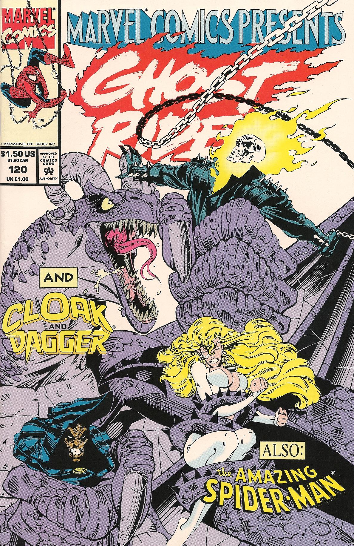 Marvel comics presents vol 1 120 marvel database fandom powered by wikia - Marvel spiderman comics pdf ...