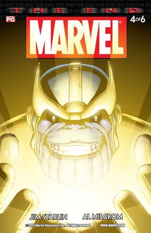 Marvel Universe The End Vol 1 4