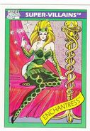 Amora (Earth-616) from Marvel Universe Cards Series I 0001