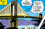 George Washington Bridge (Location) from Daredevil Vol 1 44 001