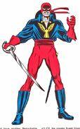 Alejandro Montoya (Earth-616) from Official Handbook of the Marvel Universe Vol 2 1 0002
