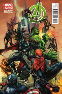 Avengers Vol 5 24.NOW Bianchi Variant