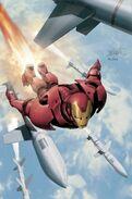 Invincible Iron Man Vol 2 3 Textless