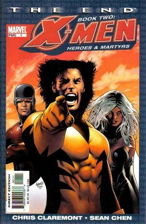 X-Men The End Vol 2 1
