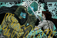 Ronan (Earth-616) and Gamora Zen Whoberi Ben Titan (Earth-7528) from Annihilation Ronan Vol 1 2 0001