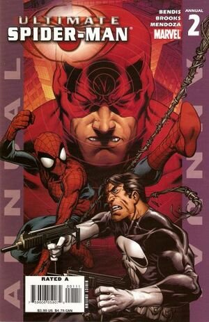 Ultimate Spider-Man Annual Vol 1 2