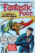 Fantastic Four Vol 1 10