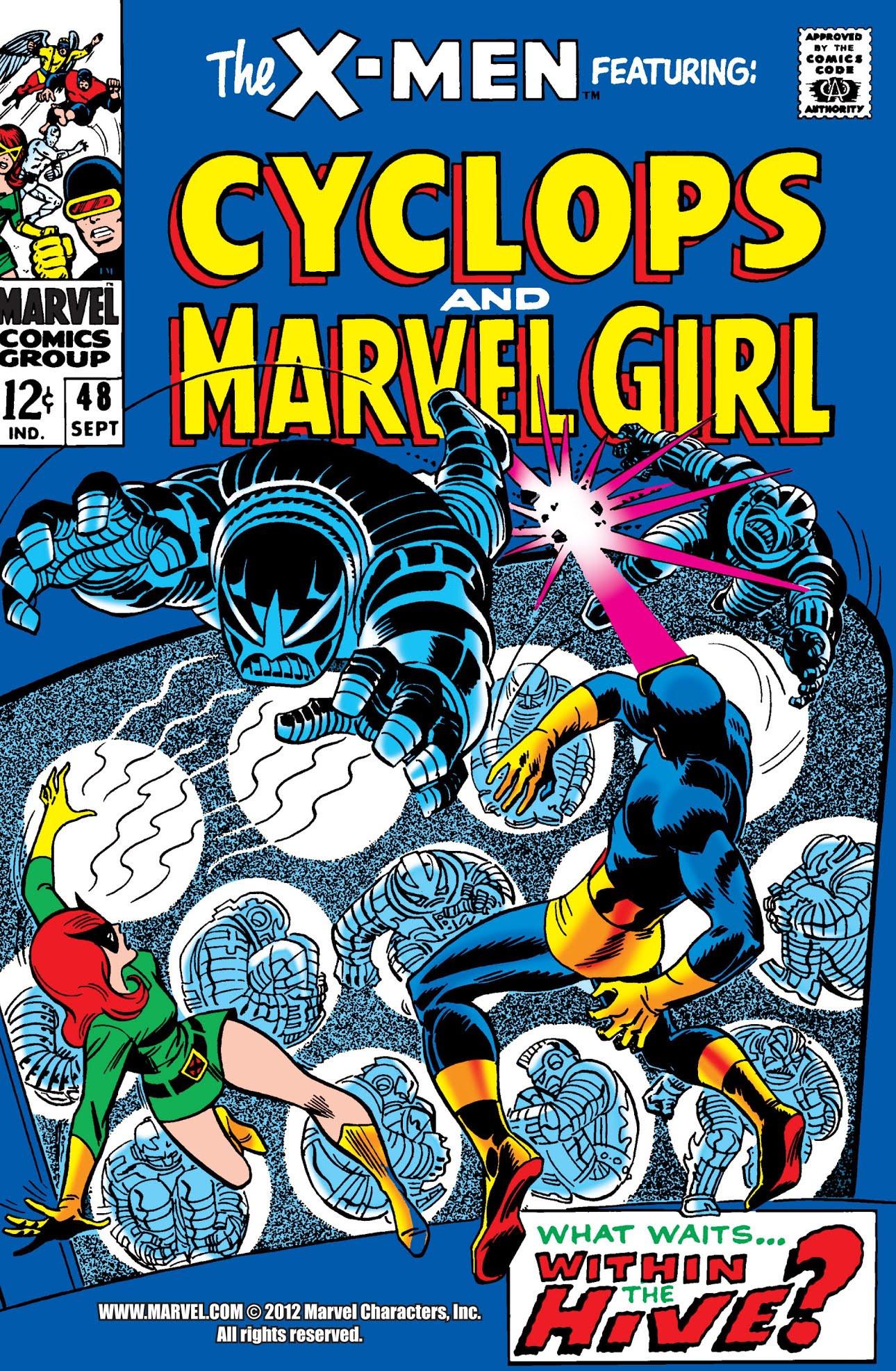 X Men Vol 1 48 Marvel Database Fandom Powered By Wikia