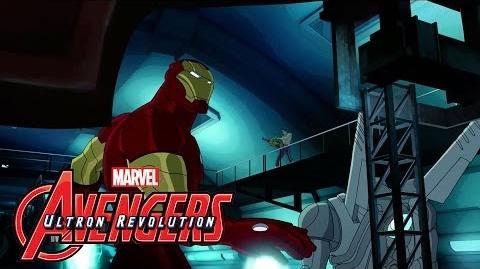 Marvel's Avengers Ultron Revolution Season 3, Ep. 8 - Clip 1