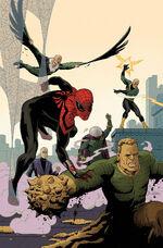 Superior Spider-Man Team-Up Vol 1 6 Textless