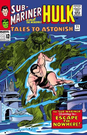 Tales to Astonish Vol 1 71