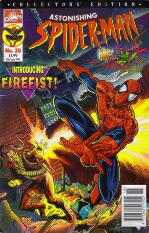 Astonishing Spider-Man Vol 1 20