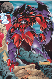 Onslaught (Earth-616) from X-Men Vol 2 53