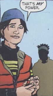 Amy (Groupie) (Earth-616) from Alias Vol 1 7 0001