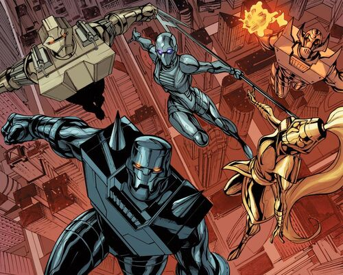 Spaceknights (Galadorian) (Earth-616) from Avengers Vol 5 16