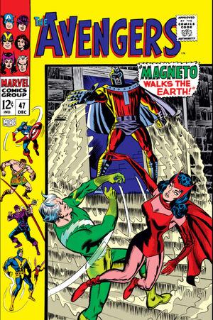 Avengers Vol 1 47