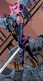 Elizabeth Braddock (Earth-616) from Uncanny X-Men Vol 4 1 001