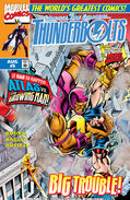 Thunderbolts Vol 1 5