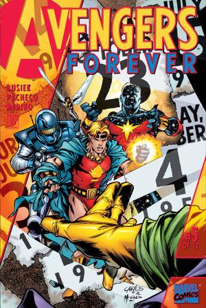 Avengers Forever Vol 1 5