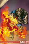 Ultimate Fantastic Four Vol 1 41 Textless