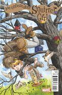 Unbeatable Squirrel Girl Vol 1 3 Thompson Variant
