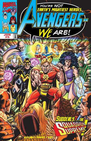 Avengers Vol 3 5
