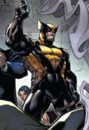 James Howlett (Earth-616) from Wolverine Vol 6 1 0002