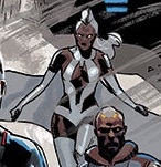 Ororo Munroe (Earth-13133) from Uncanny Avengers Vol 1 19