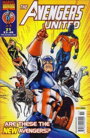 Avengers United Vol 1 21