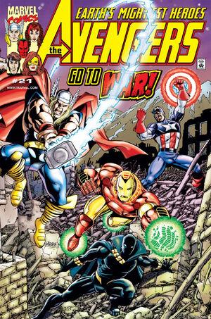 Avengers Vol 3 21