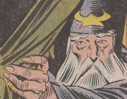 Grand Vizier (Asgard) (Earth-616) from Thor Vol 1 400 0001