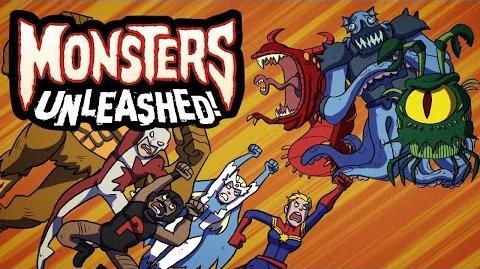 Monsters Unleashed Marvel Vs. Monsters