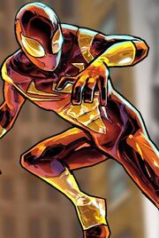 Peter Parker (Earth-TRN496)