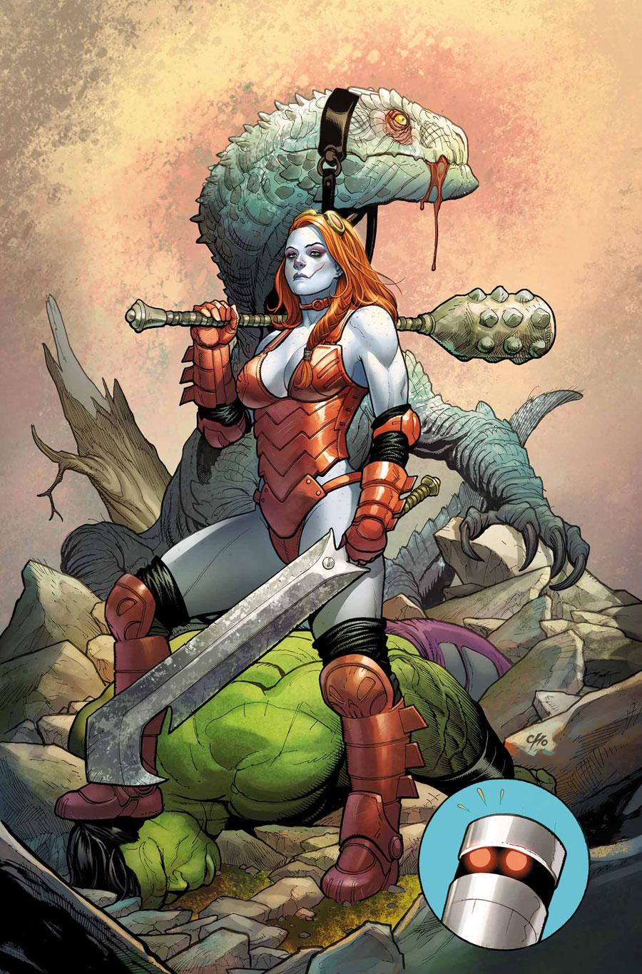Lady Hellbender (Earth-616) | Marvel Database | FANDOM ...