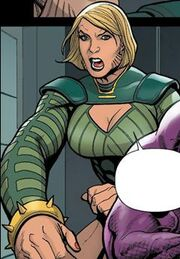 Blanche Sitznski (Earth-616) from Avengers vs X-Men Vol 1 0
