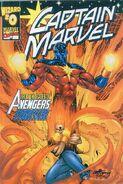 Captain Marvel Vol 4 0