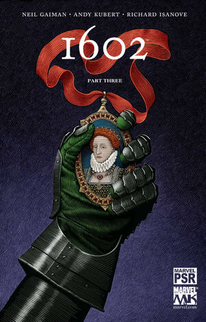 Marvel 1602 Vol 1 3