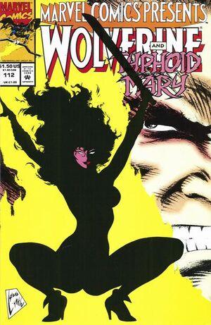 Marvel Comics Presents Vol 1 112