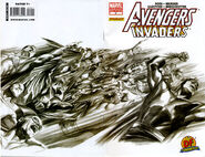 Avengers Invaders Vol 1 9 Dynamic Forces Variant