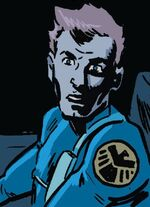 Clay Quartermain, Sr. (Earth-21722) from Hank Johnson, Agent of Hydra Vol 1 1 001