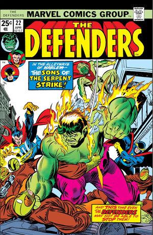 Defenders Vol 1 22